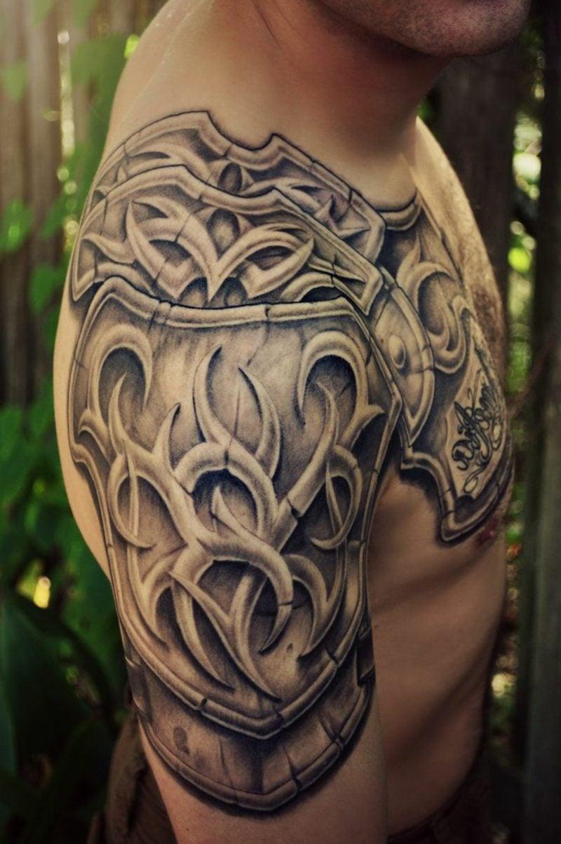 biomechanik tattoo bedeutung