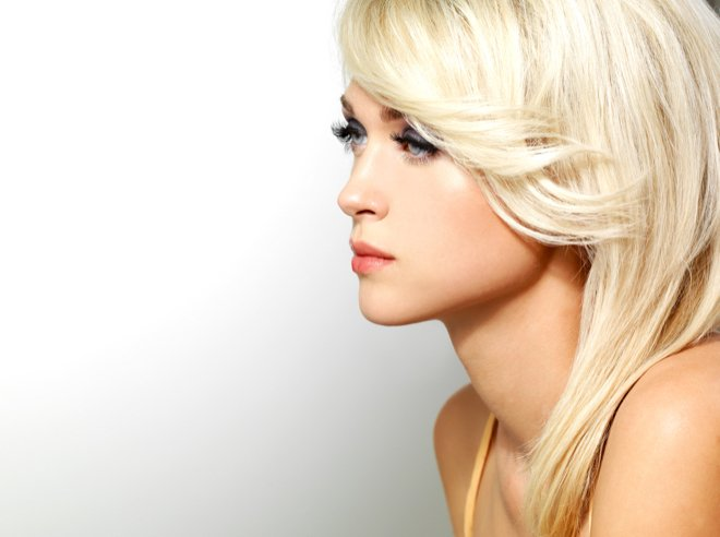 blonde haare frisuren pflegetipps haare blondieren