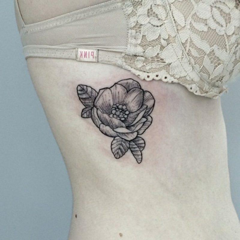 Die Tattoos der Margeriten sind nicht so häufig, wie die der Rosen, trotzdem haben sie eine sehr schöne Bedeutung.