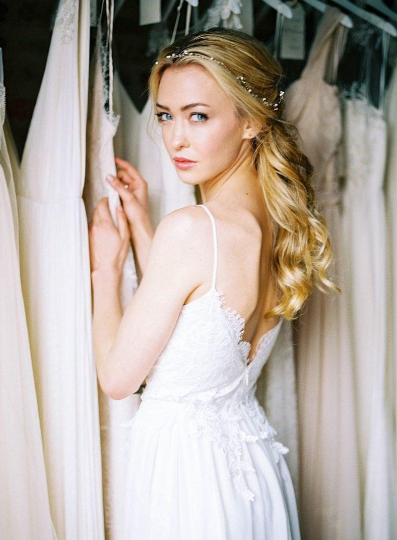 Brautkleid romantisch - so finden Sie das Kleid