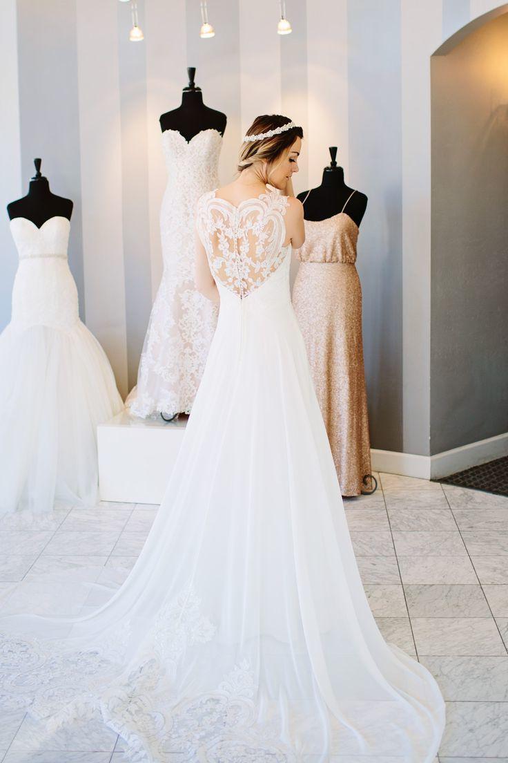 Tipps beim Kaufen des Hochzeitskleids - so finden Sie das Kleid