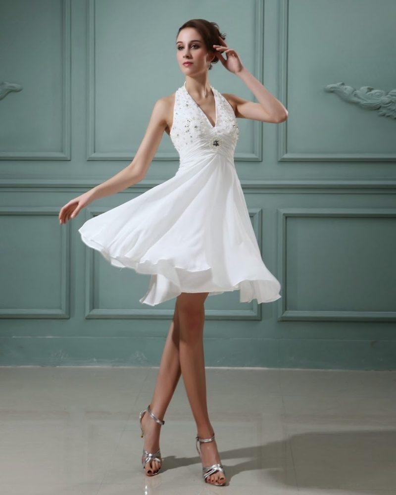 Kurzes Brautkleid - zu welche Figur passt?
