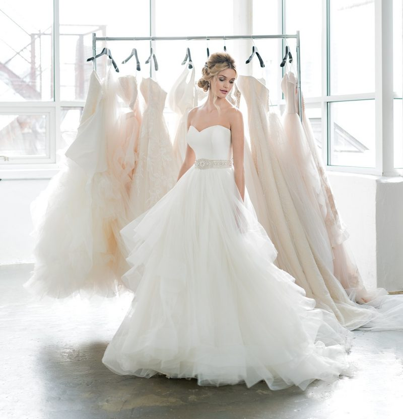 Brautkleid Mermaid - mit unseren Tipps finden Sie das Kleid für Ihre Figur