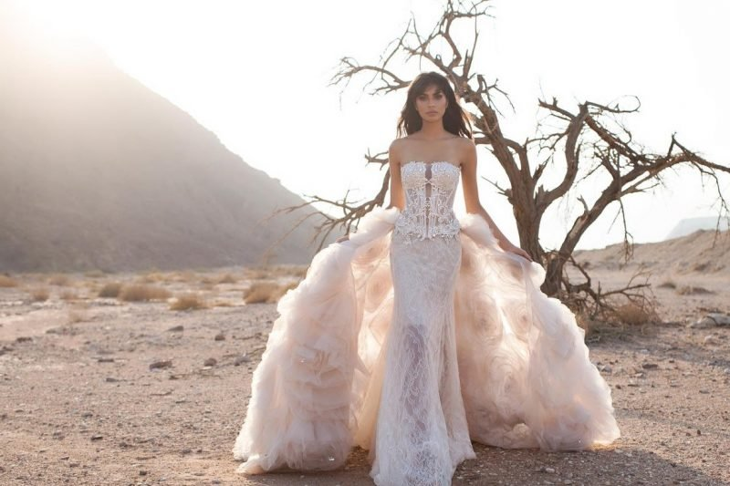 Brautkleid Mermaid - so finden Sie das Kleid für Ihre Figur