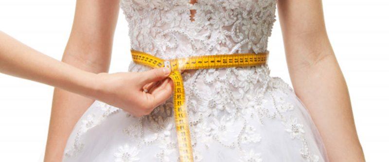 Das Kleid richtig ausmessen - was sollten wir wissen