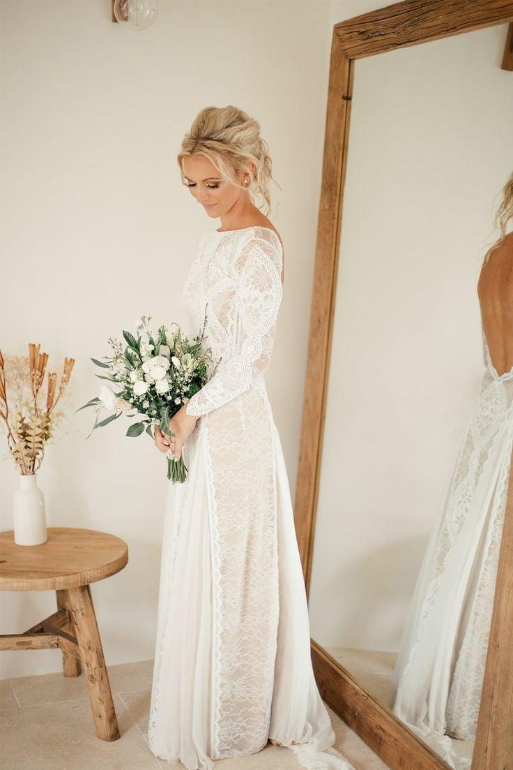 70 schöne Brautkleider: SO finden Sie DAS KLEID! - Hochzeit - ZENIDEEN