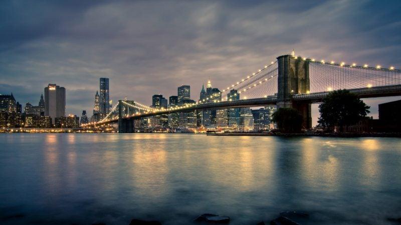 größte städte der welt die größten städte der welt brooklyn bridge new york