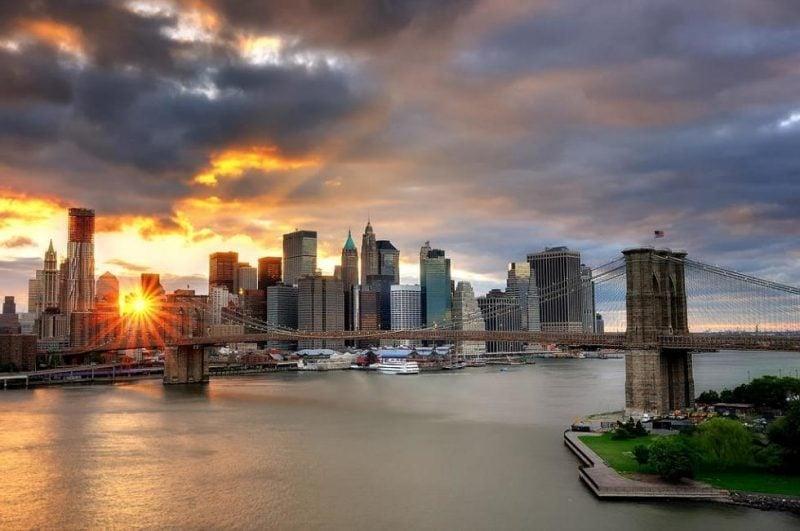größte städte der welt die größten städte der welt ney york brooklyn bridge new york
