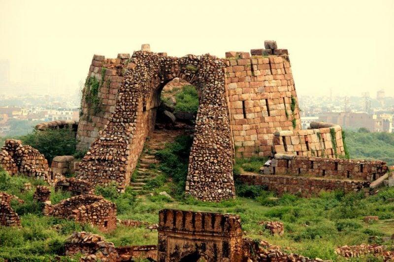 größte städte der welt die größten städte der welt tughlaqabad