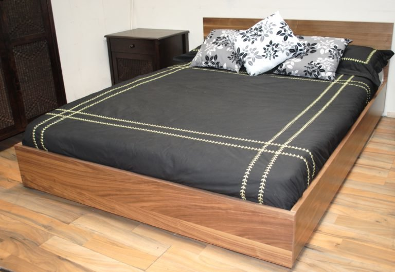 Bett selber bauen ist leichte Aufgabe: 2 DIY Bauanleitungen! - DIY, Möbel - ZENIDEEN