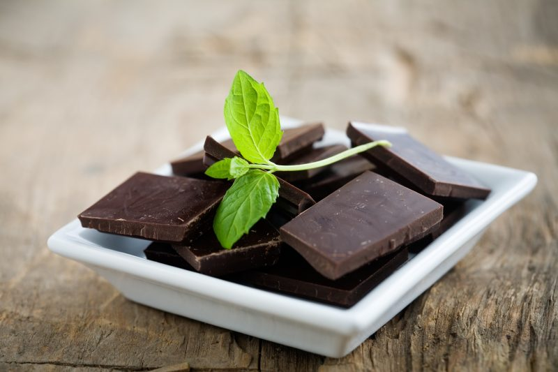 gesunde snacks kalorienarme snacks die gesündesten snacks dunkle schokolade