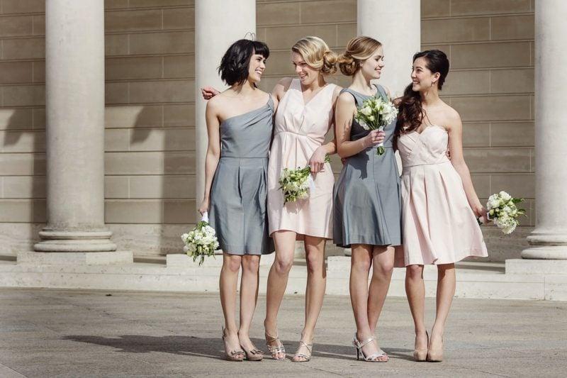 Brautjungfern Frisuren Ideen und Inspirationen