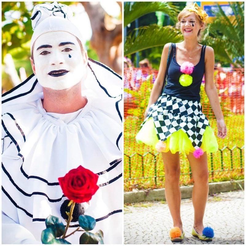 Karnevalskostüm selber machen
