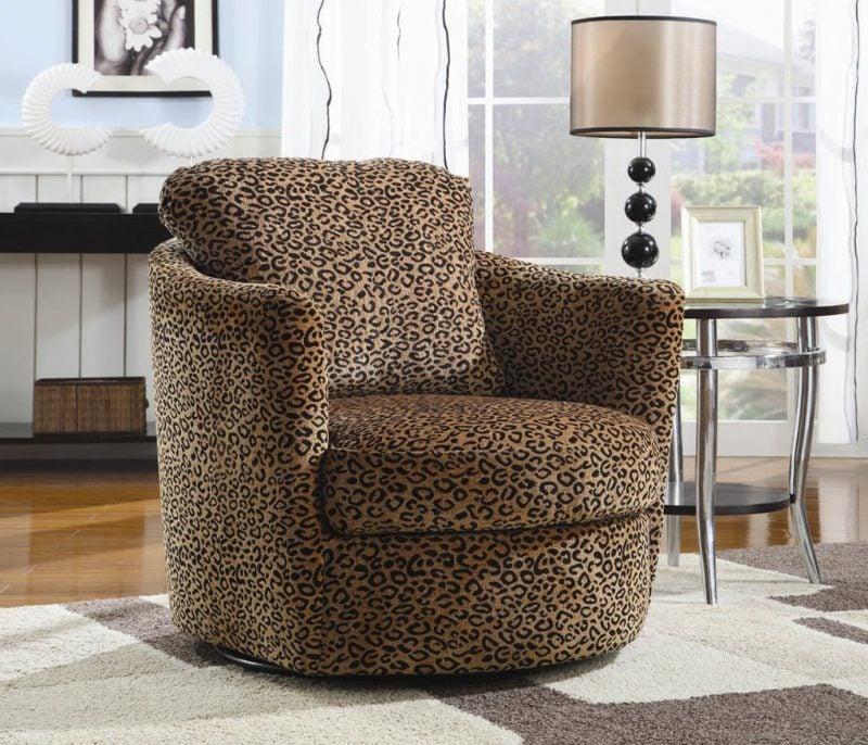 einrichtungsideen schöne wohnideen sessel fell möbel wohnzimmer einrichten wohn ideen