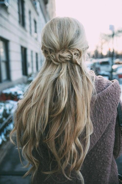 blonde haare trendfarbe haarfarbe haare blondieren trend frisuren