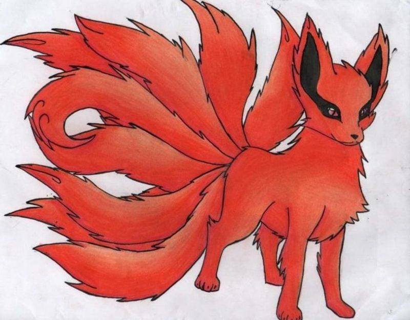 japanischer Fuchs Tattoo