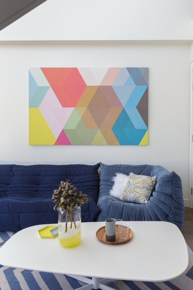 awesome dekorative geometrische muster interieur pictures