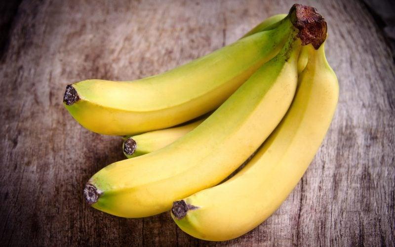 lebensmittel banane gesund banane nährstoffe banane kalorien
