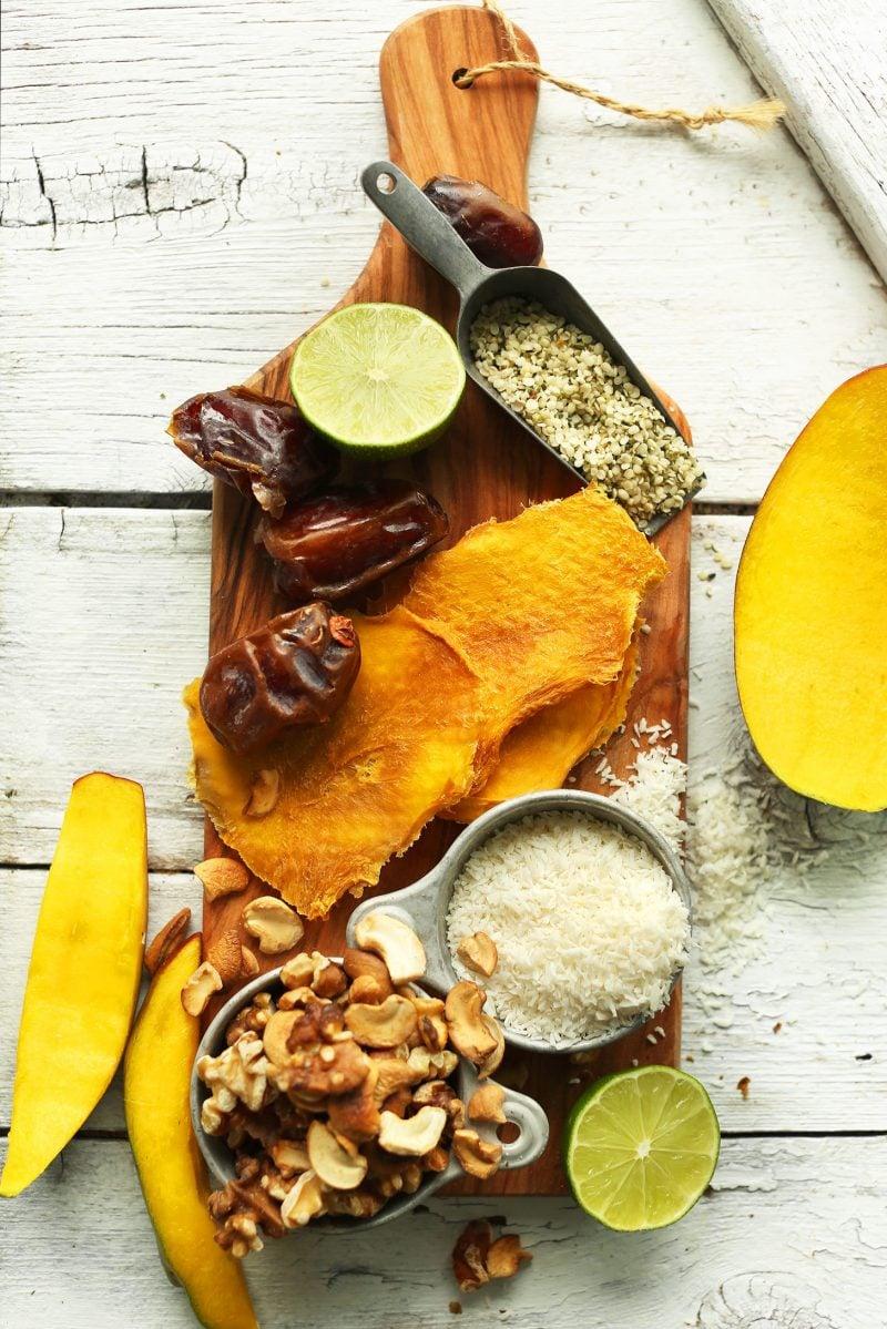 gesunde süßigkeiten selber machen pralinen zutaten