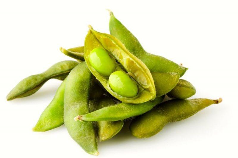 gesunde snacks kalorienarme snacks sojabohnen