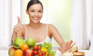 Ein gesunder Ernährungsplan