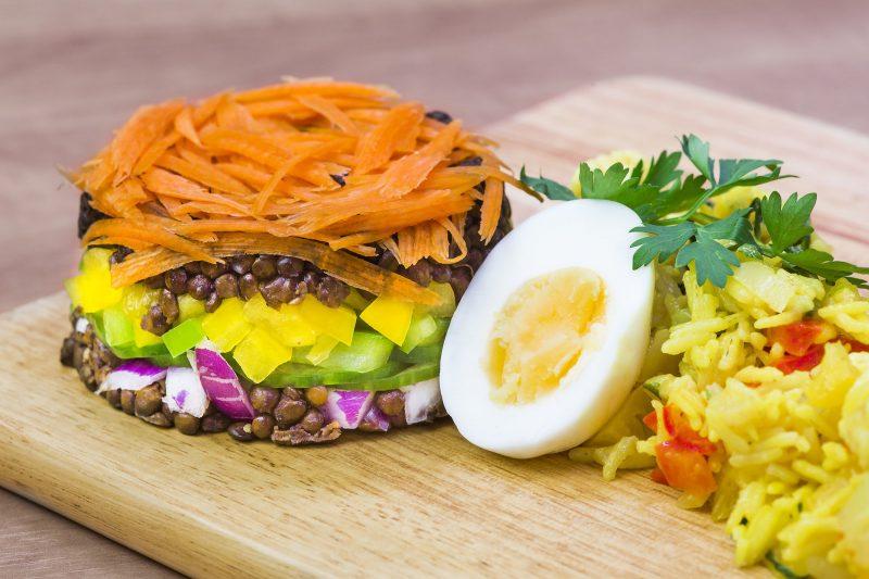 Köstliche Ideen für gesunde Ernährung