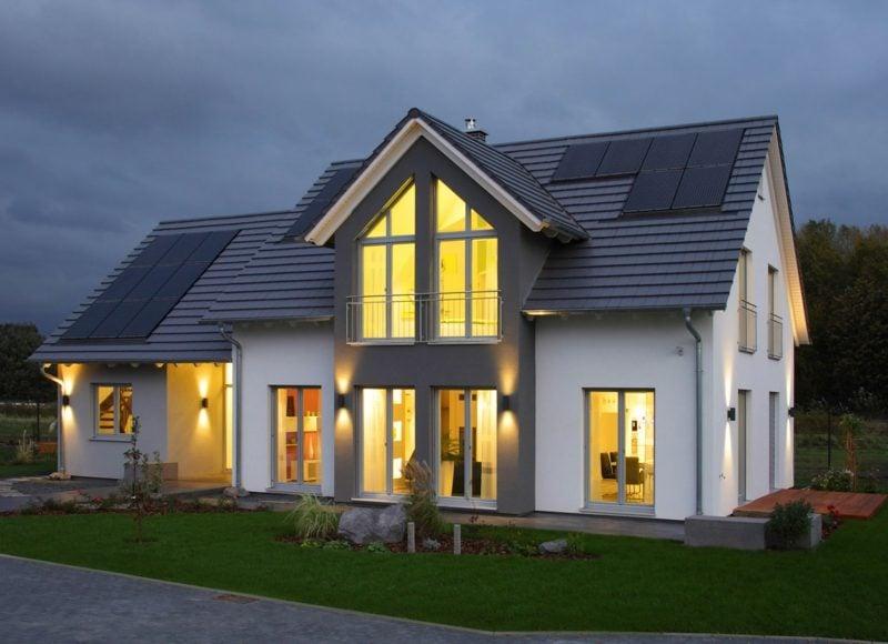 Traumhäuser Bauernhaus moderner Look