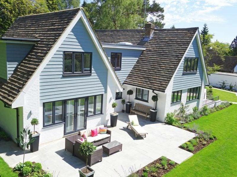 Traumhäuser Einfamilienhaus modernes Design