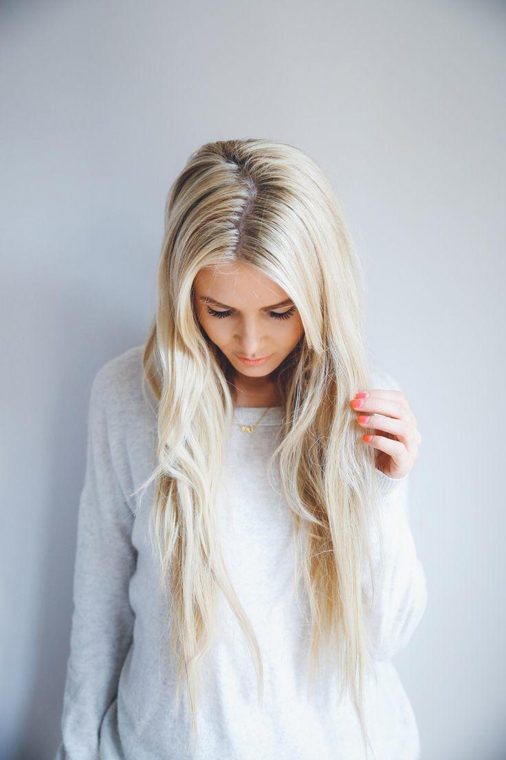 blonde haare 21 tolle frisurideen und pflegetipps. Black Bedroom Furniture Sets. Home Design Ideas