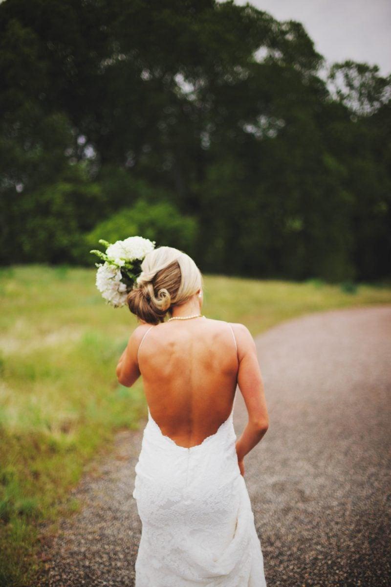 Brautkleid Lace Back - zu welcher Figur passt