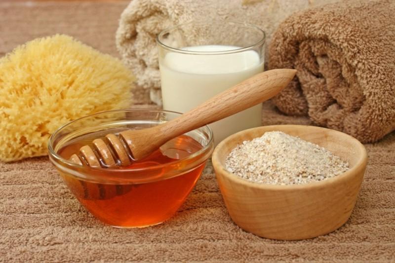 honig gesund haarkur zutaten