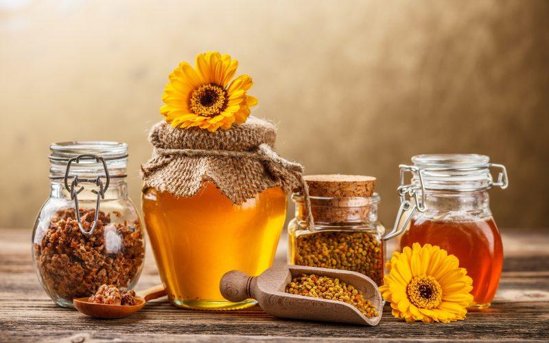 honig gesund honigsorten