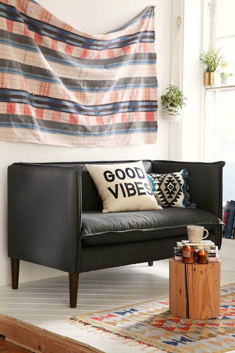 wohnzimmer einrichten ideen flexible möbel sofa
