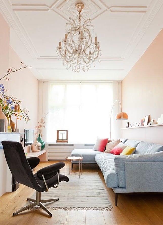 einrichtungsideen wohnzimmer ideen beleuchtung