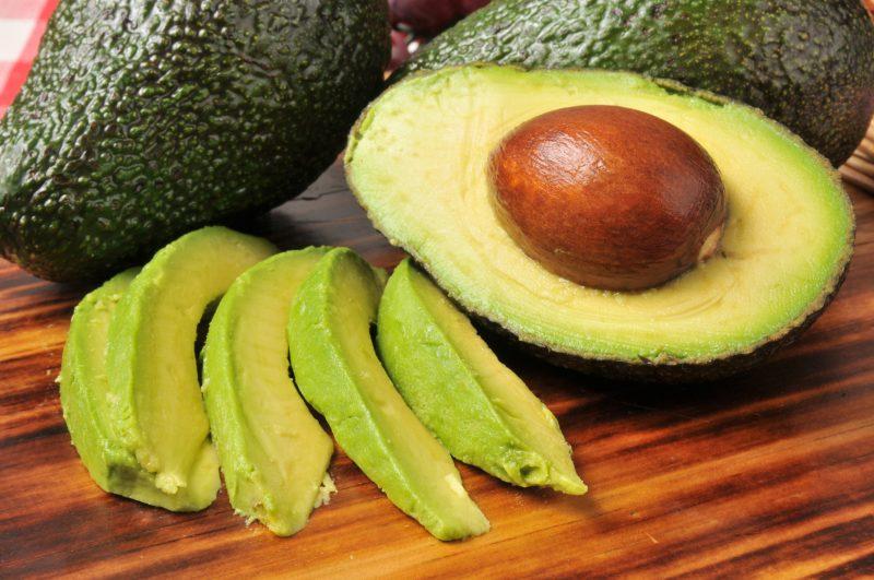 Diät ohne Kohlenhydrate Avokado zuckerarm