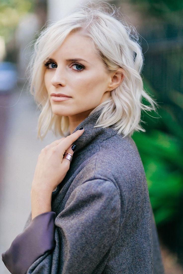 blonde haare trendfarbe haarfarbe haare blondieren frisuren