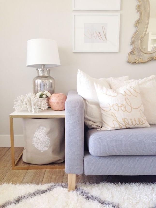 wohnzimmer einrichten ideen sofa weiß