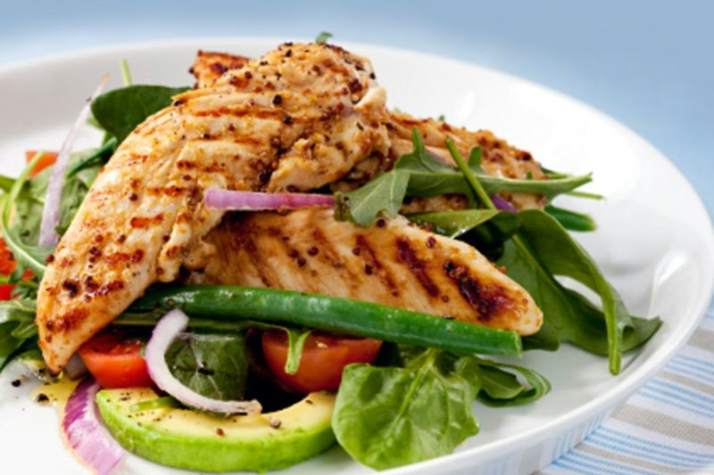 gesunde Ernährung ohne Kohlenhydrate Lebensmittel