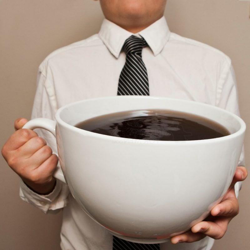 Kaffee Ersatz: Lupinenkaffee selber machen - Rezept
