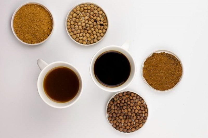 Lupinenkaffee - gesunder Kaffee Ersatz