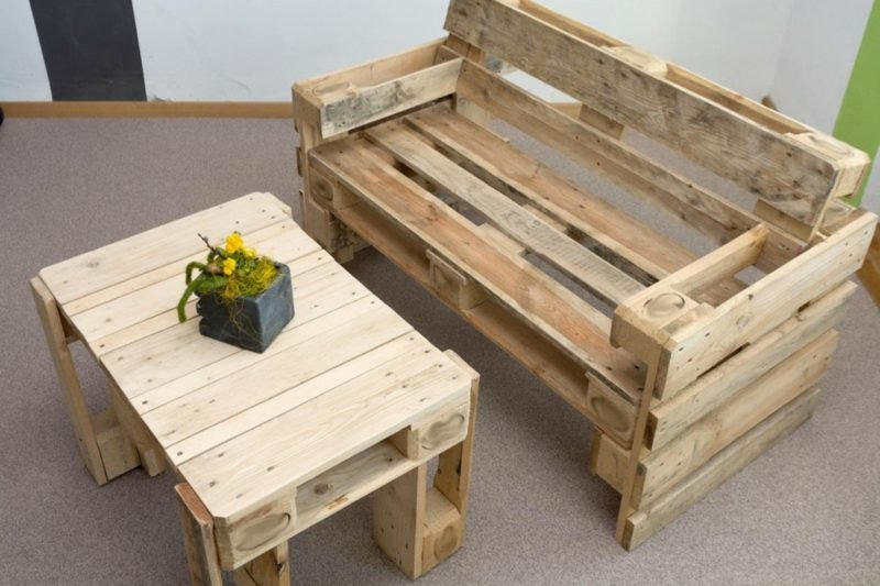 Eine nette Sitzecke mit Stil Möbel