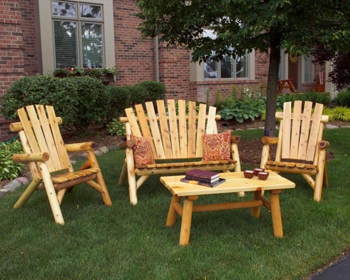 Gartenmöbel Set Holz Massiv ~ Massive gartenmöbel genießen sie den sommer bequem garten möbel