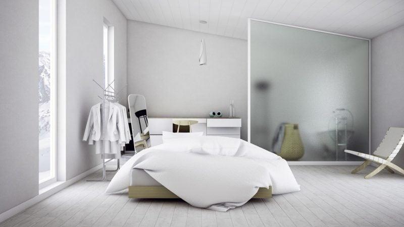 Skandinavisch Wohnen Schlafzimmer: ▷ Skandinavisch Einrichten Die,  Schlafzimmer Entwurf
