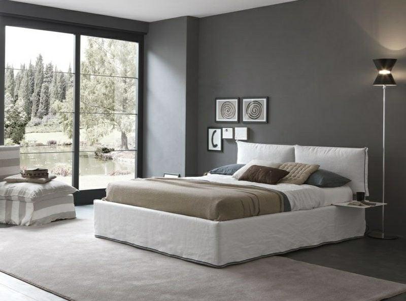 nachttisch zum einh ngen praktische schlafzimmerl sung m bel schlafzimmer zenideen. Black Bedroom Furniture Sets. Home Design Ideas