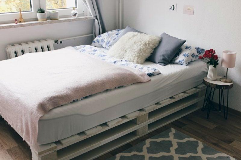 52 Diy Palettenbett Designs Mobel Schlafzimmer Zenideen