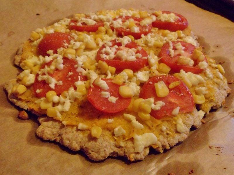 Schneller Pizzateig ohne Hefe Pizzateig ohne Hefe selber machen Schneller Pizzateig ohne Hefe