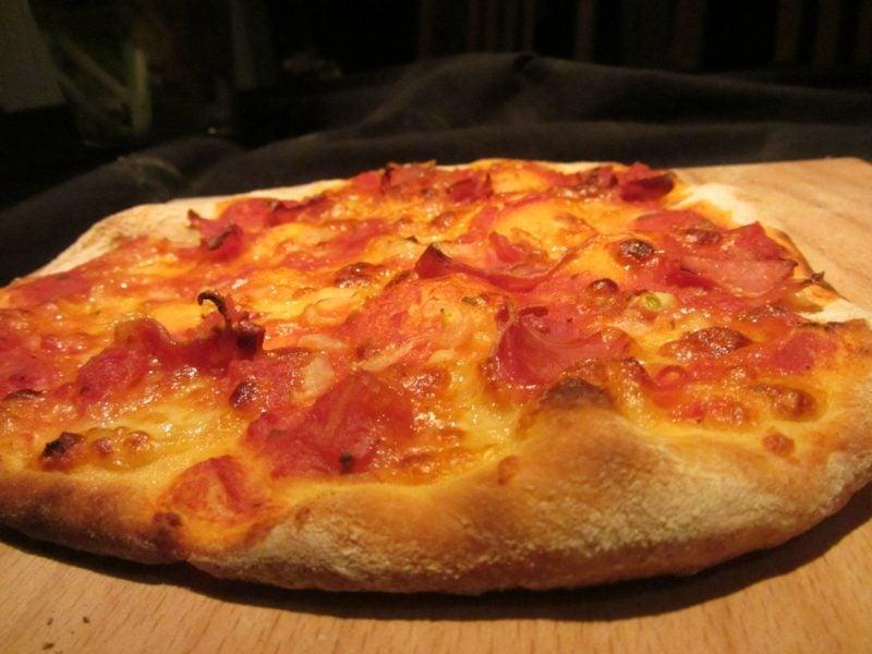 pizzateig rezept ohne hefe