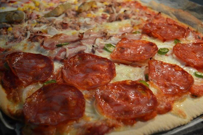 Pizzateig ohne Hefe pizzateig ohne hefe mit quark