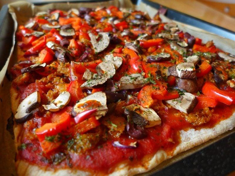 pizzateig hefe pizzateig rezept ohne hefe pizzateig ohne hefe rezept