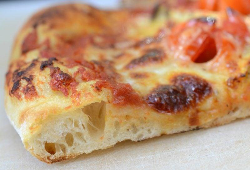 Schneller Pizzateig ohne Hefe Pizza / Pizzateig ohne Hefe - schnell , einfach , unkompliziert pizzateig mit backpulver